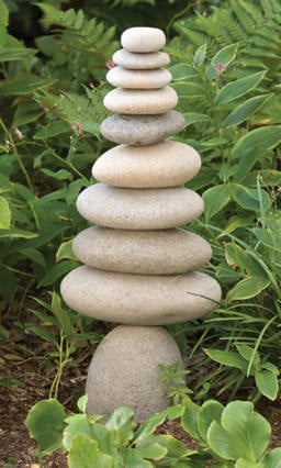 cairn garden sculpture