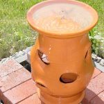 How to Make a Strawberry Pot Garden Water Fountain