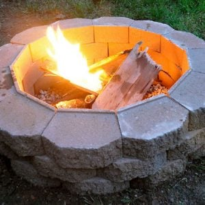 Easy DIY Fire Pit Idea in 5 Simple Steps!