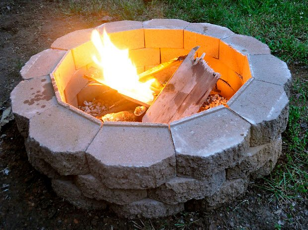 Easy DIY Fire Pit Idea in 5 Simple Steps!