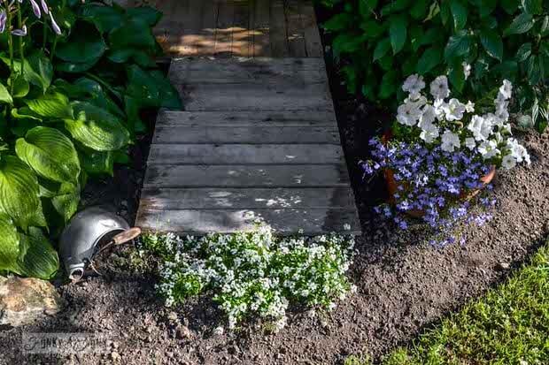 Garden Ideas Pallets: 5 DIY Garden Ideas For Wood Pallets