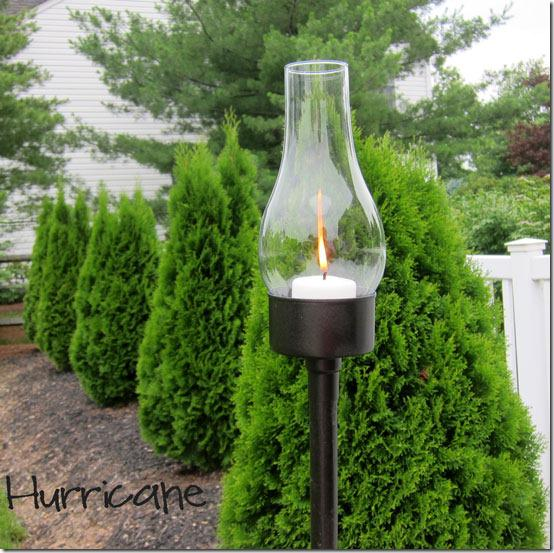 diy outdoor mood lighting