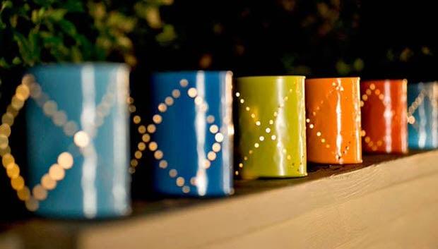 5 DIY Mood Garden Lighting Ideas