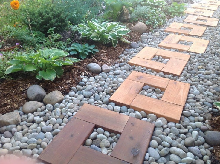 This Gravel Path Idea From U0027The Gardener Of Good And Evilu0027 Shows You Just  How To Make A Stable DIY Garden Path. This Means The Gravel Wonu0027t Easily  Wash Away ...