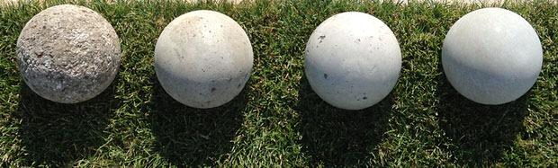 High Quality Concrete Garden Globes