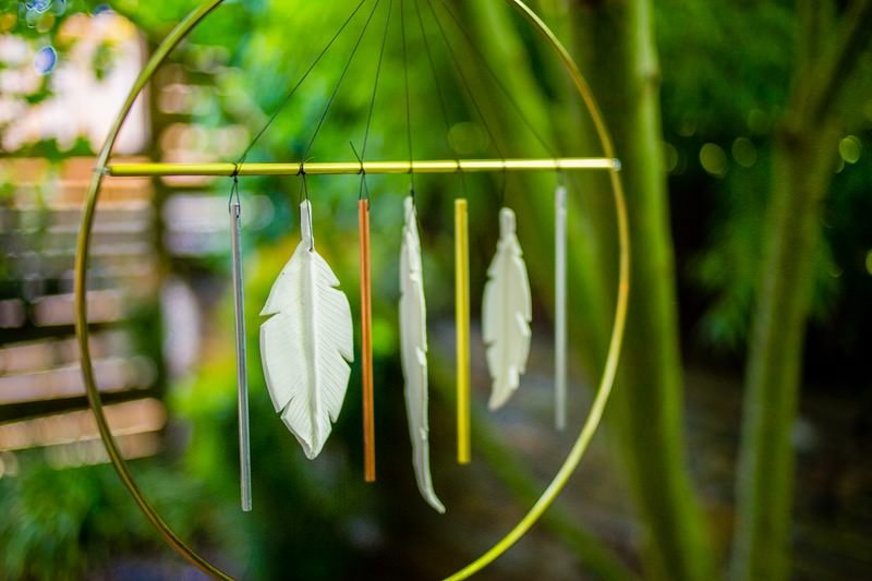 Make Your Own Wind Chimes The Garden Glove