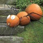 DIY Outdoor Halloween Decorating