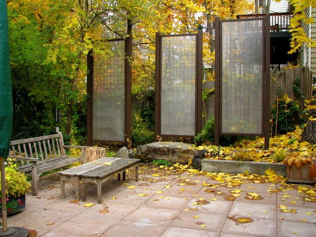 diy outdoor privacy screen diy garden privacy ideas