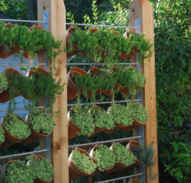 Diy Balcony Garden Ideas: Home & Style: Need Privacy? DIY Garden Privacy Ideas