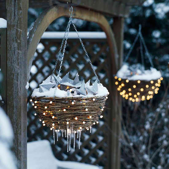 Outdoor Christmas Lighting Ideas: Creative Outdoor Christmas Lights