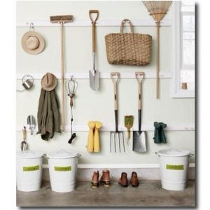 Garden Shed Ideas for Organization