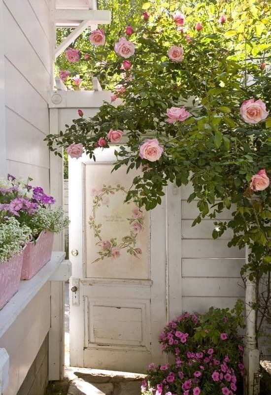 Pretty In Pink The Garden Glove