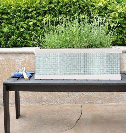 Tremendous Creative Diy Mosaic Garden Projects The Garden Glove Ibusinesslaw Wood Chair Design Ideas Ibusinesslaworg