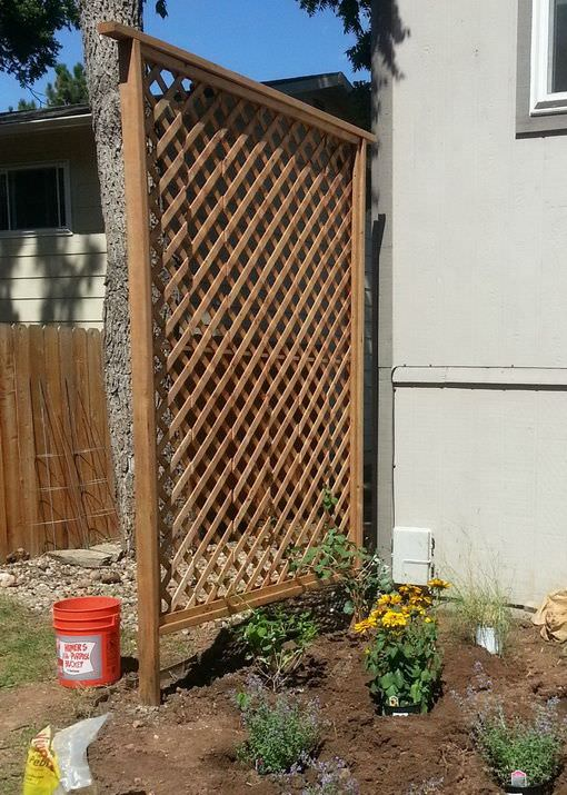 Diy Garden Trellis Projects The Garden Glove