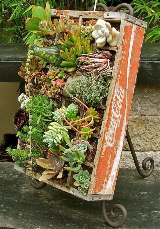 Container archives the garden glove for Diy room decor ideas you never thought of