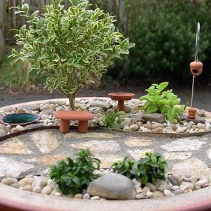 diy miniature gardens