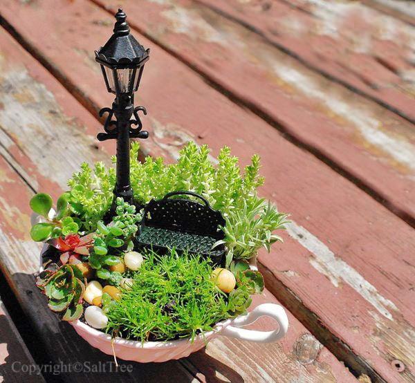 Diy mini gardens the garden glove for Jardin miniature