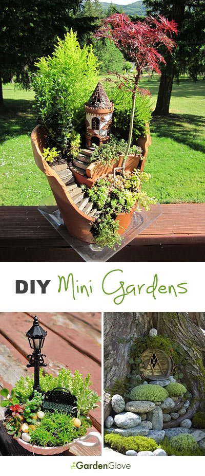 Our First Project Is A Miniature Garden With Patio From The Much Admired  And Incredibly U201cgreen Thumbedu201d Stephanie At U0027Garden Therapyu0027.