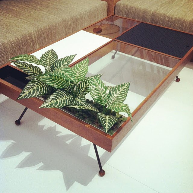 Plant Your Furniture Planter Benches Tables And Chair