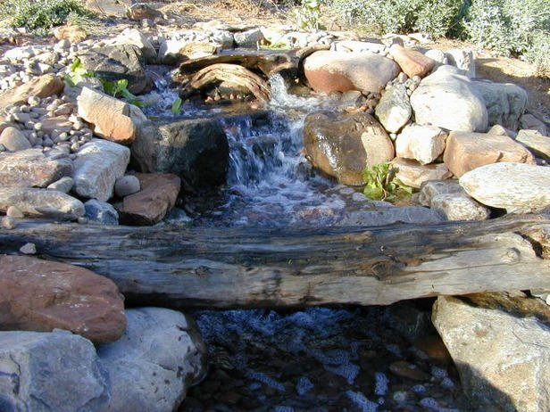 have you installed a diy garden waterfall share with other tgg readers in comments we think you will also love our posts on garden water feature less than - Garden Waterfalls