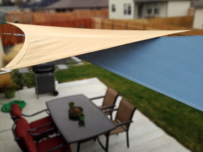 Cover Your Outdoor Space With Shade Sails : canopy shade sail - afamca.org