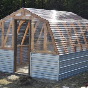 12 Great DIY Greenhouses