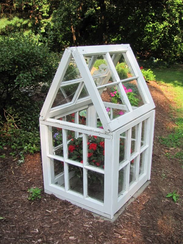 12 great diy greenhouse projects the garden glove greenhouse by crafts ala mode b0a761058ea4650c6e1f799c03e48810 solutioingenieria Gallery