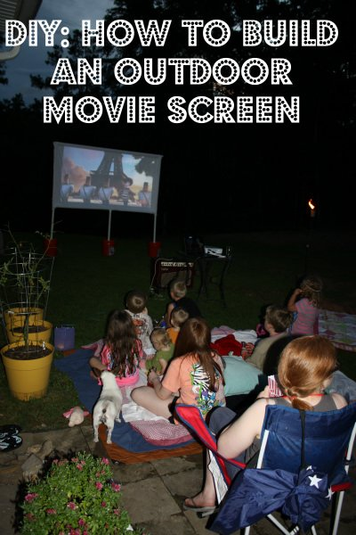 how-to-build-an-outdoor-movie-screen