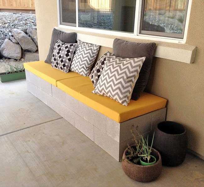 13 Awesome Outdoor Bench Projects | The Garden G on build gazebo, build garden furniture, build garden bed, build wooden benches, build garden fountain, build garden stool, build pond, build garden table, build garden bridge, build garden wall, build garden door, build garden box, build garden chair, build garden storage, build garden fence, build garden terrace,