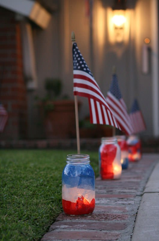 Outdoor 4th Of July Decor The Garden Glove