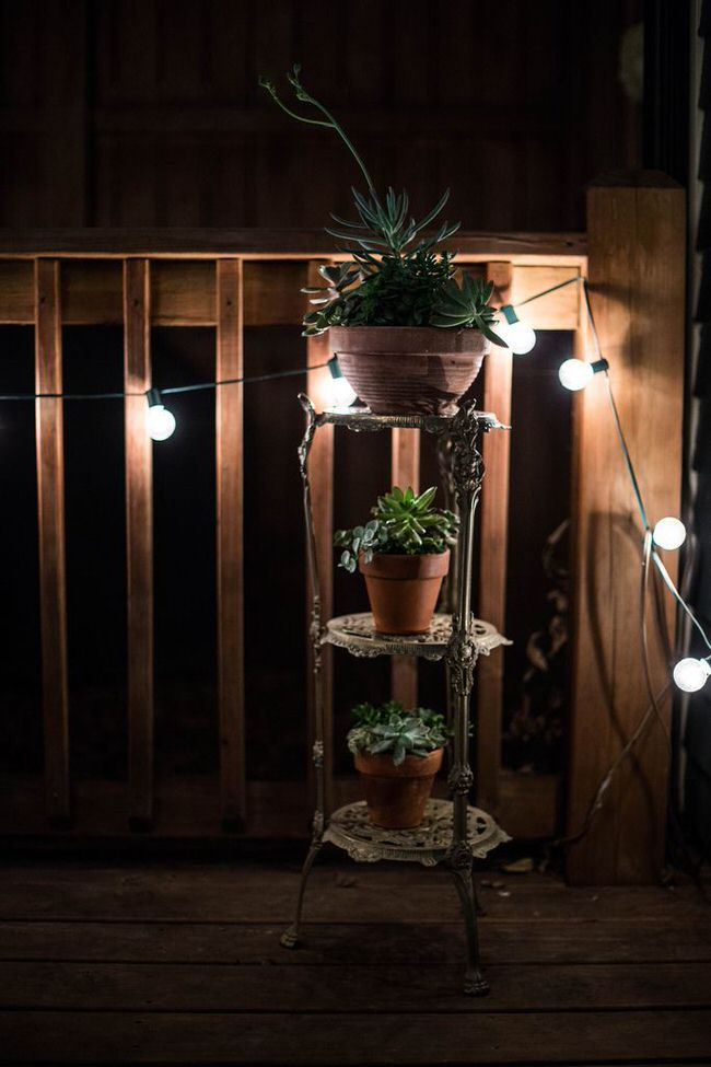 9 Stunning Ideas For Outdoor Globe String Lights The