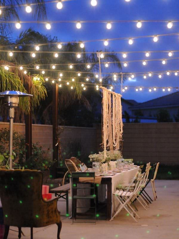 536a03a221e67c808622865adb889970. Hopefully you are inspired to get some outdoor globe string lights ... & 9 Stunning Ideas for Outdoor Globe String Lights! | The Garden Glove