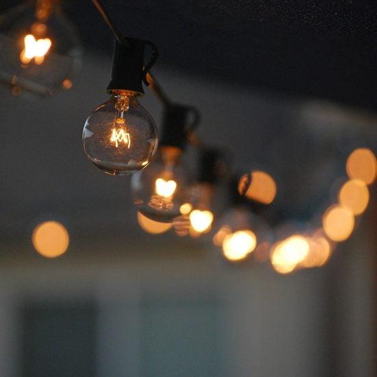 9 Stunning Ideas for Outdoor Globe String Lights