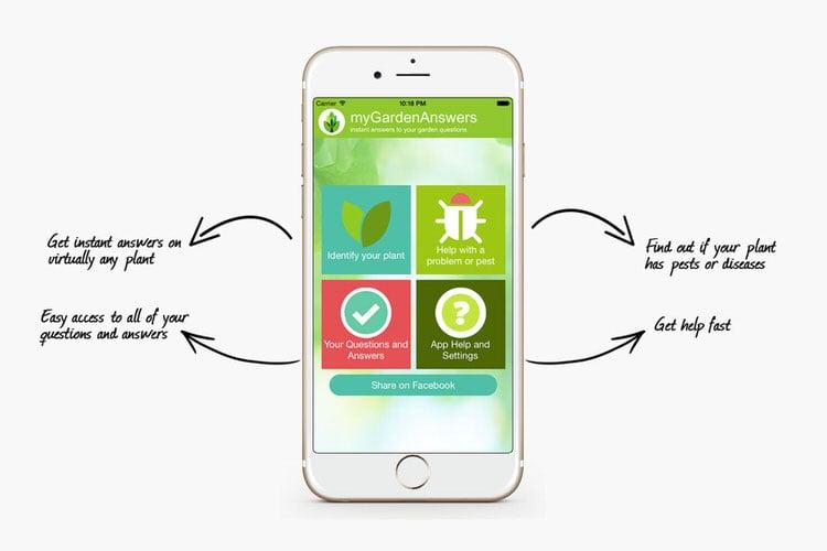 Top 5 Garden Apps