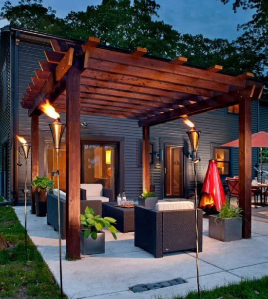 DIY Pergolas- Modern & Contemporary