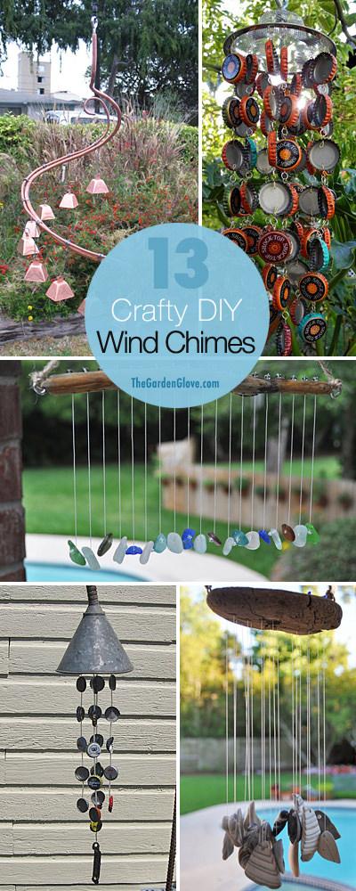 13 Crafty DIY Wind Chimes