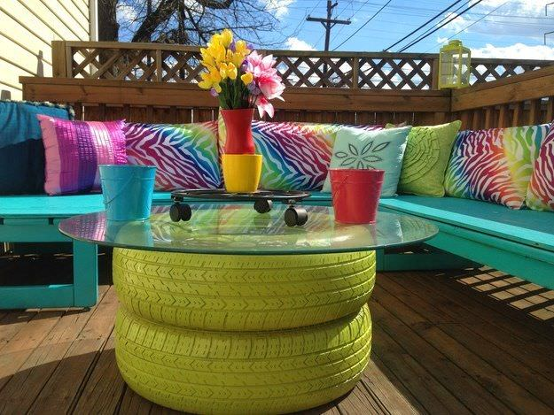 14 super cool diy backyard furniture projects the garden glove 82075b7e2c8c14f8e9879b4472ad74a8 homemade solutioingenieria Images