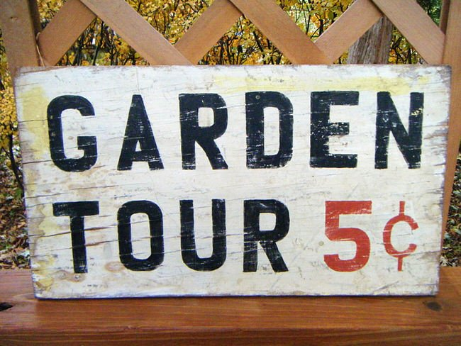 Creative Diy Garden Sign Ideas And Projects The Garden Glove