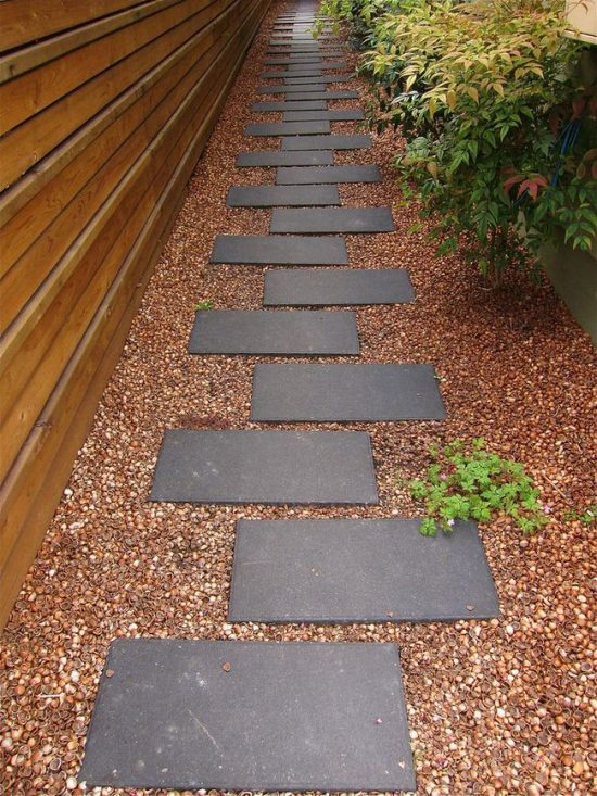 DIY Garden Walkway Ideas & Projects