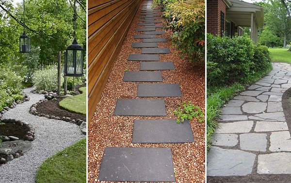 7 classic diy garden walkway ideas projects the garden