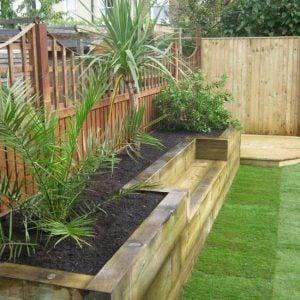 Built In Planter Ideas