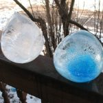 7 Crafty Outdoor Projects with Ice