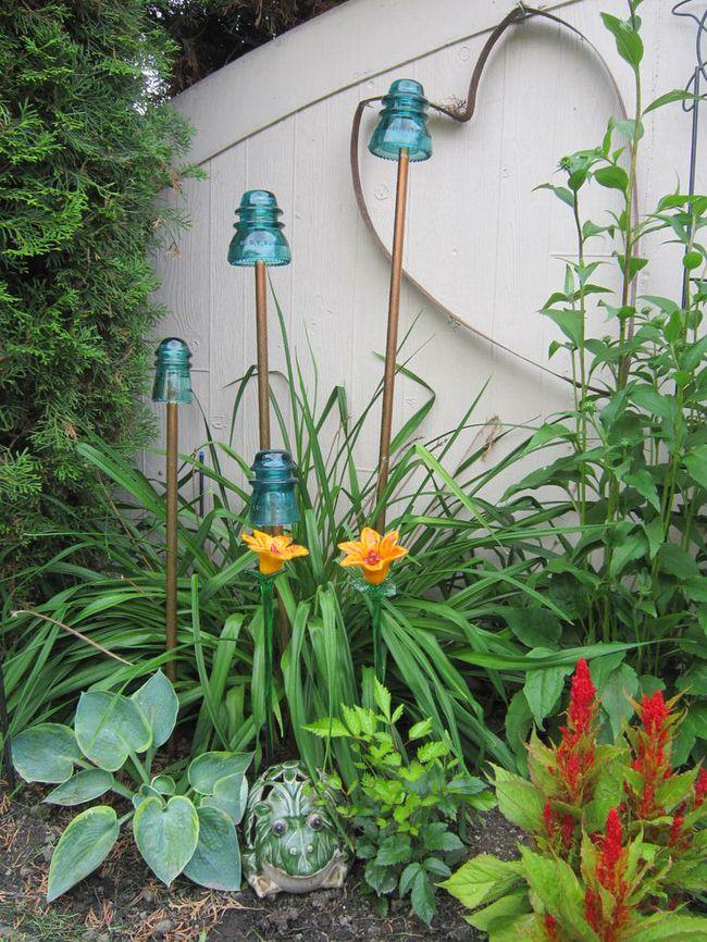 DIY Garden Trinkets & Yard Decorations | The Garden Glove