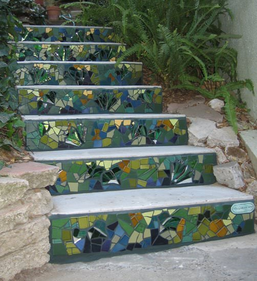 Frog Steps Finished