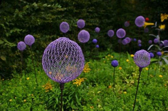 DIY Garden Trinkets & Yard Decorations