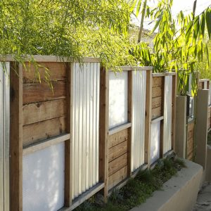 Easy DIY Fences