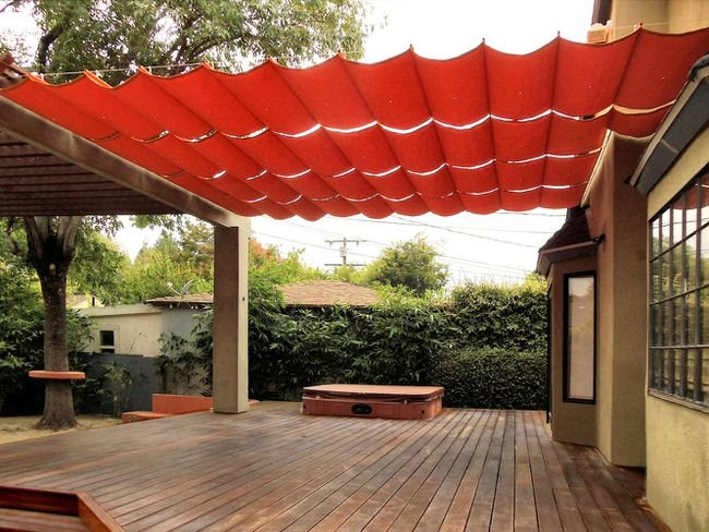 9 Clever Diy Ways To Create Backyard Shade The Garden Glove