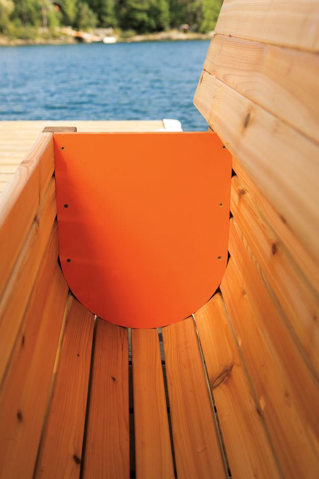 Diy Outdoor Storage Benches The Garden Glove