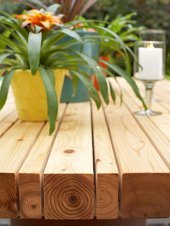 9 Brilliant Diy Outdoor Furniture Projects The Garden Glove