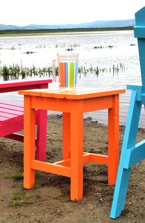 Brilliant DIY Outdoor Furniture Projects 08